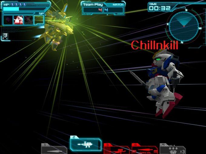 SD Gundam Capsule Fighter Online