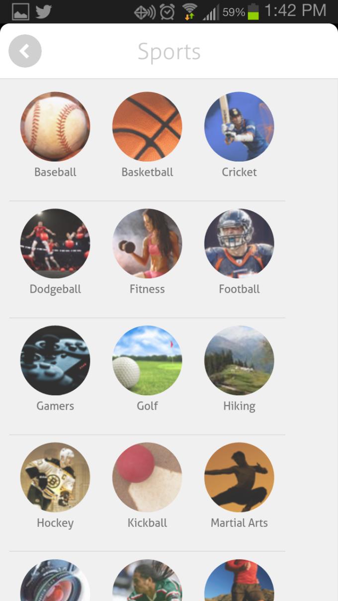 Circle - Local Social Network