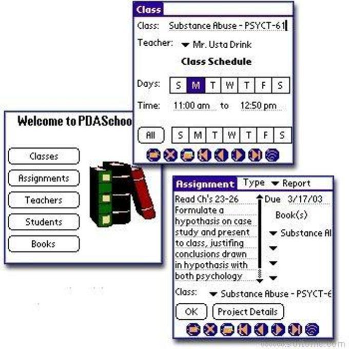 PDASchool