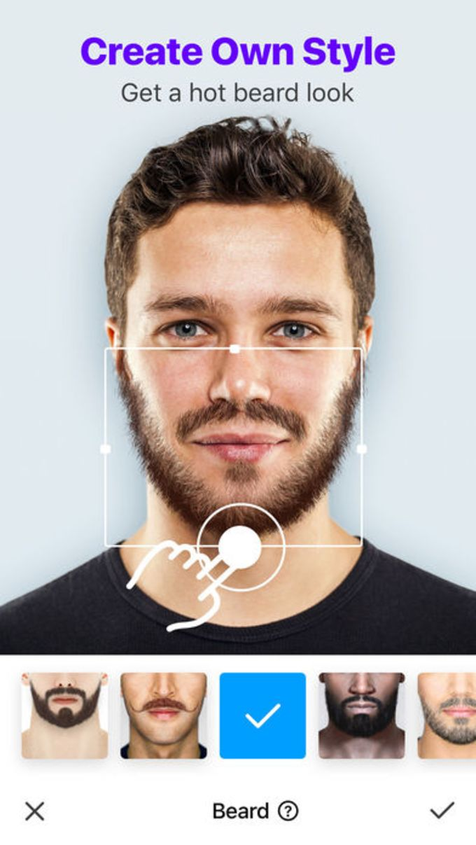 Manly - Photo Editor for Men