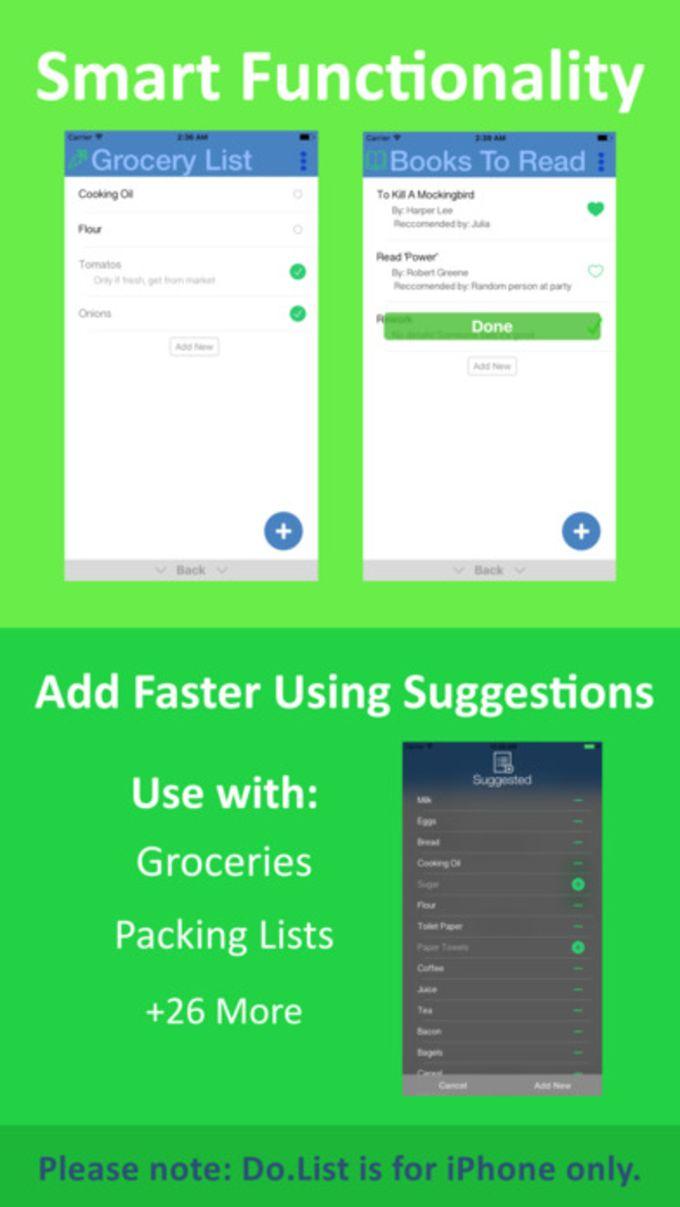 Do.List: A To Do List & Task Organization App,Free