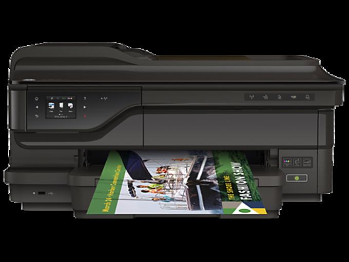 HP OfficeJet 7612 Wide Format drivers