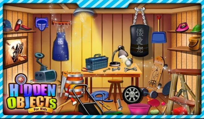 Hidden Object Kids Adventure