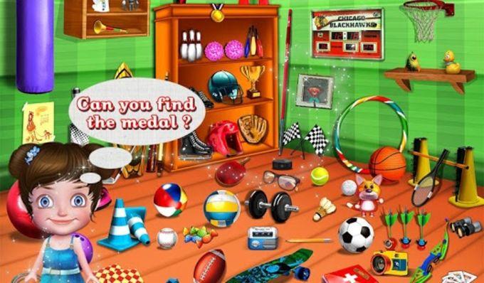 Hidden Object Kids Adventure
