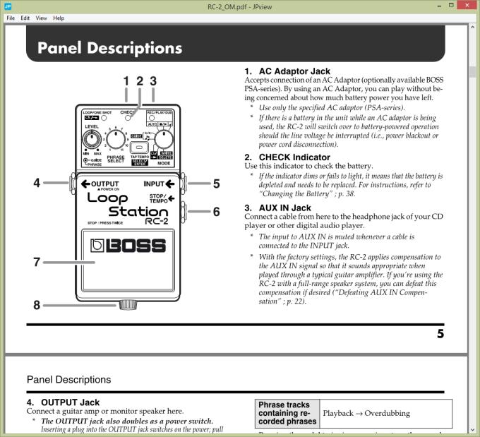 JPview - Java PDF Viewer