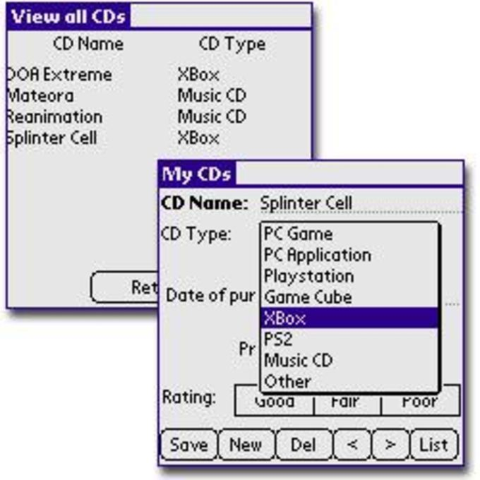 CD Collector