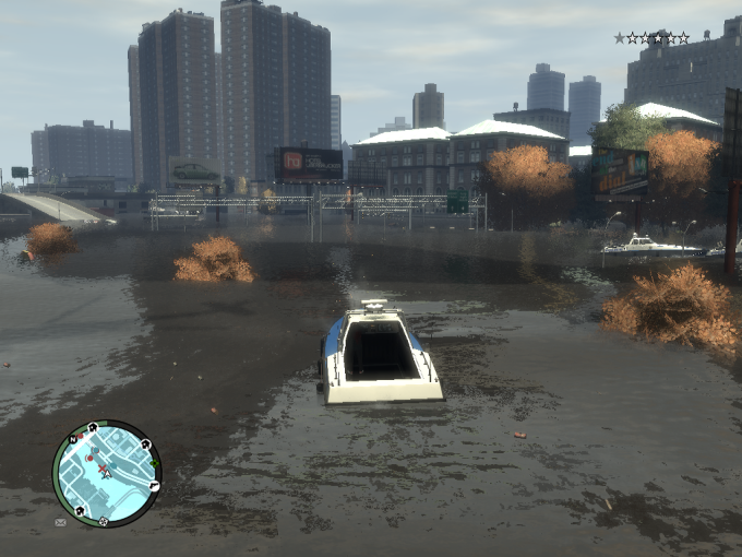 GTA IV Waterlevel Tool