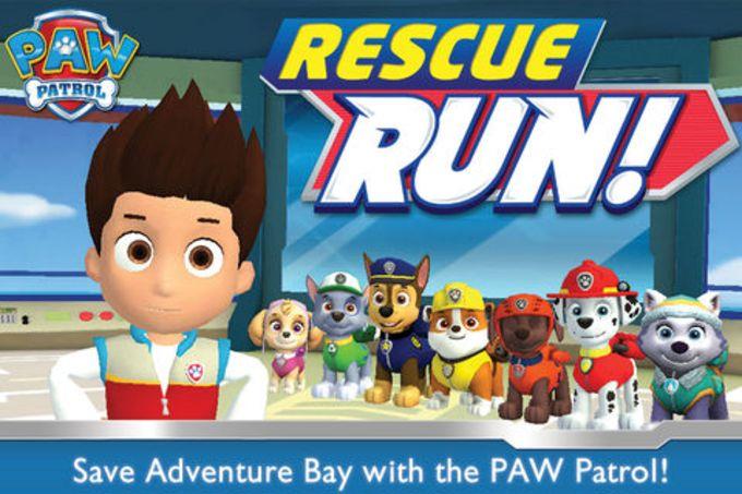 PAW Patrol - Rescue Run