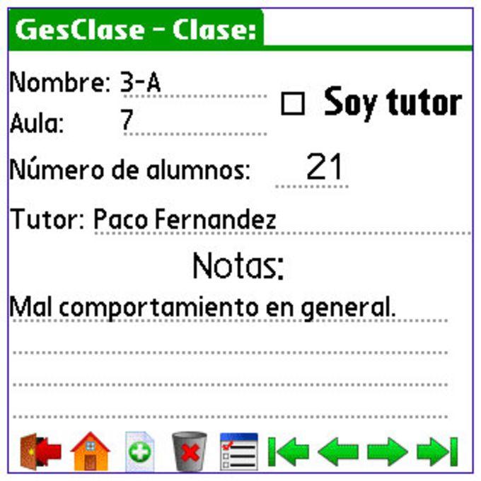 GesClase