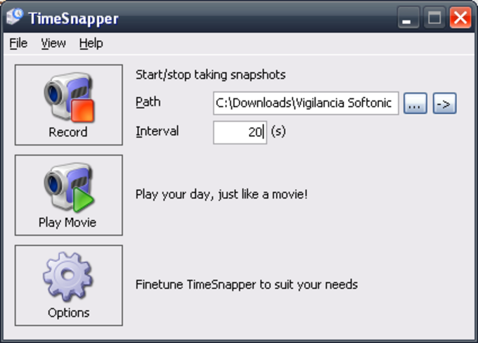 TimeSnapper