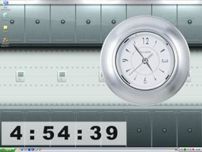 Premium Clock