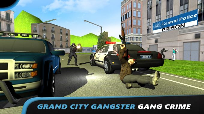 Grand City Gangster-Gang Crime