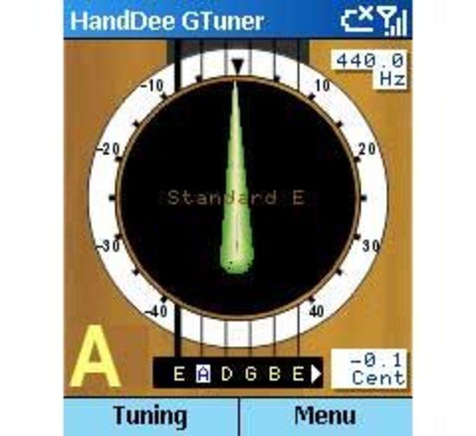 HandDee GTuner