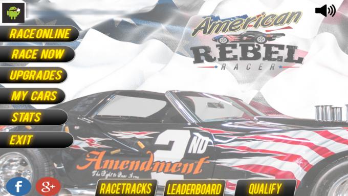 American Rebel Racer