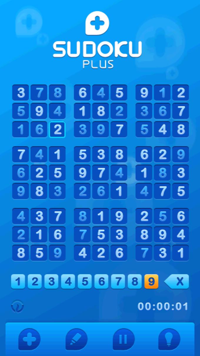 Sudoku Plus