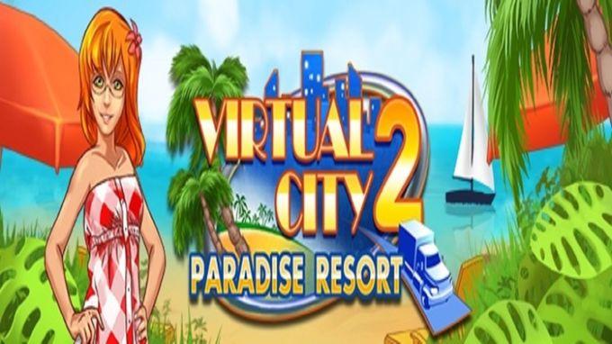 Virtual City 2: Paradise Resort pour Windows 10