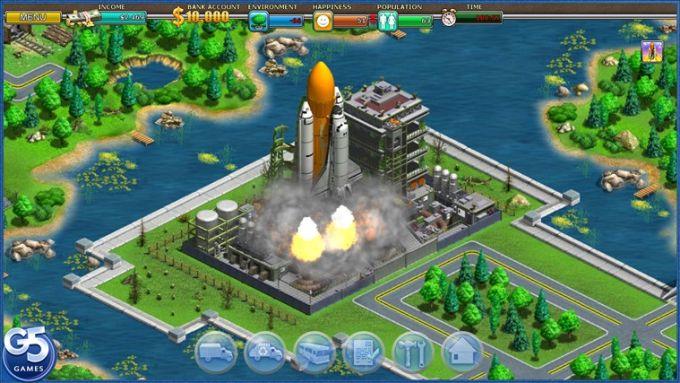 Virtual City for Windows 10