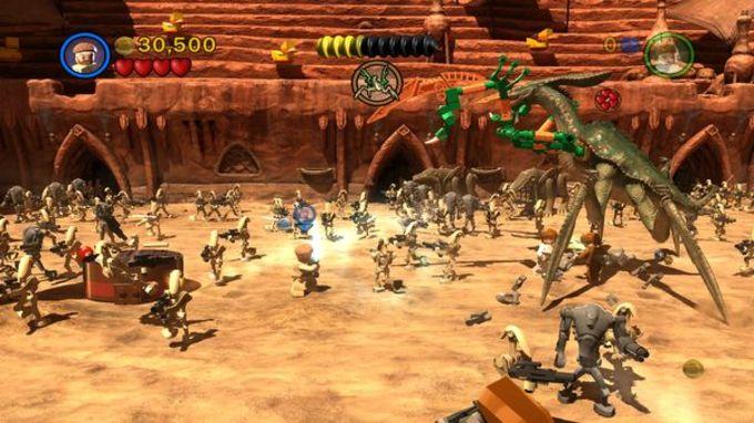 LEGO?« Star Wars III: The Clone Wars