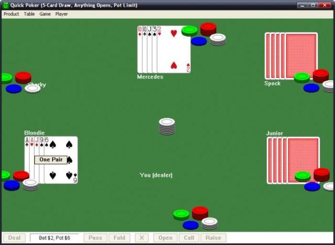 Quick Poker