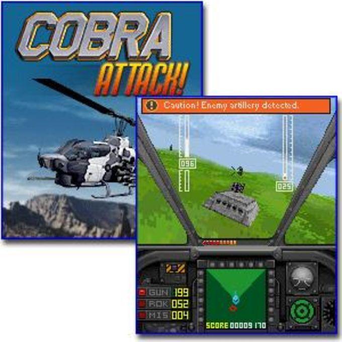MGS Cobra Attack (S60)
