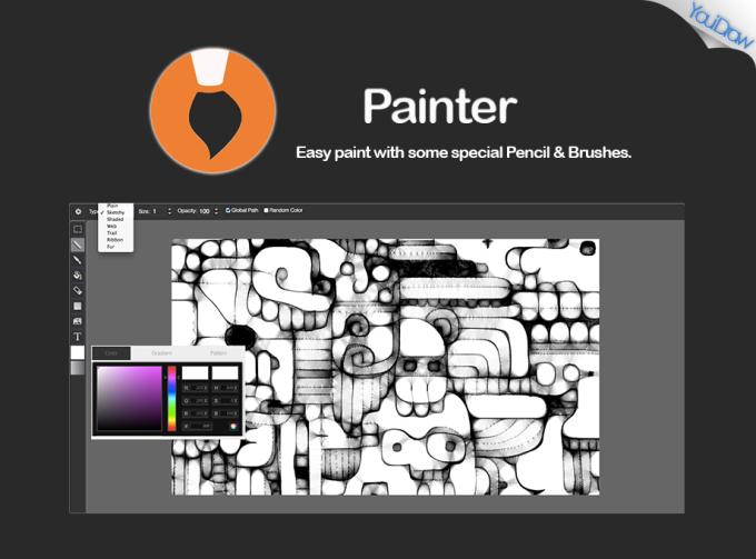 YouiDraw Painter