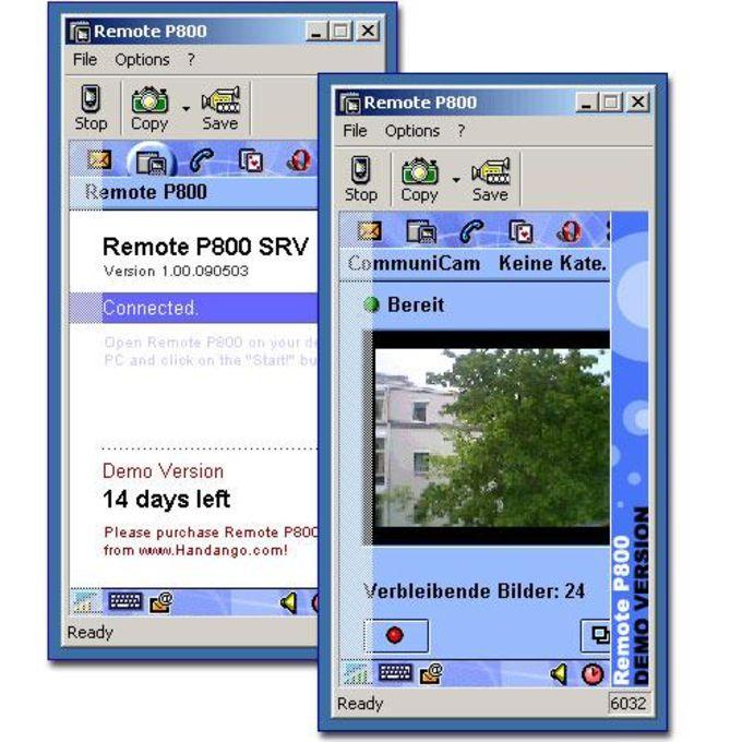 Remote P800