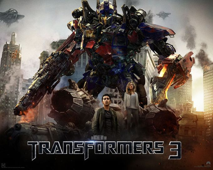 Fond d'écran Transformers 3