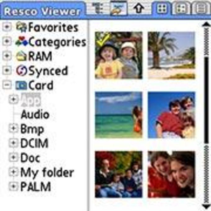 Resco Photo Viewer