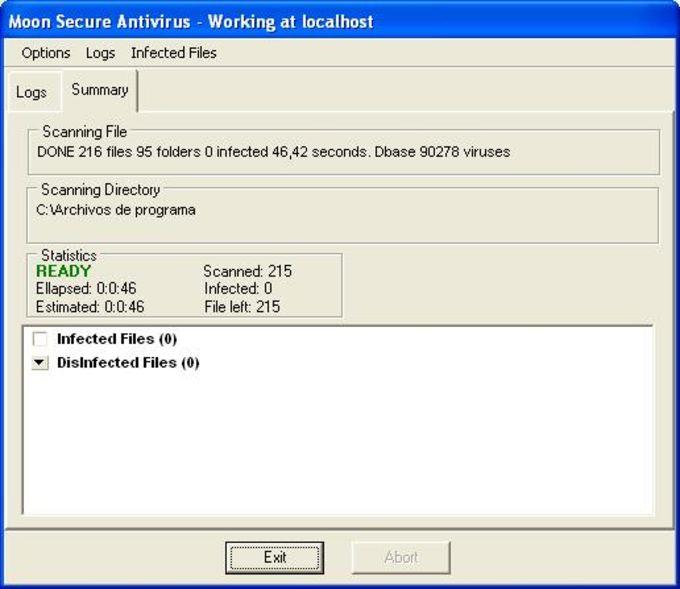 Moon Secure Antivirus