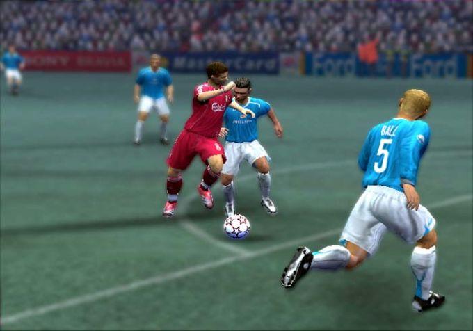 UEFA Champions League 2006-2007 Trailer