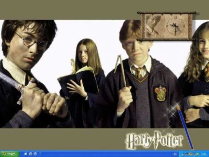 Harry Potter's Cuckoo Clock