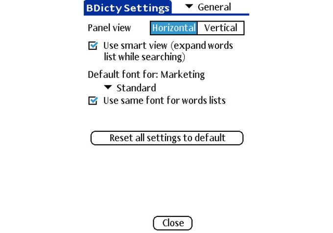 BDicty Marketing Terms Dictionary