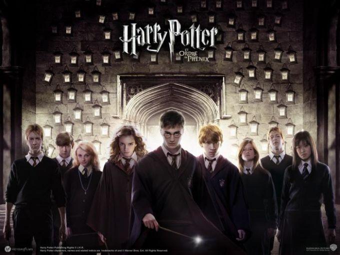 Fond d'écran Harry Potter