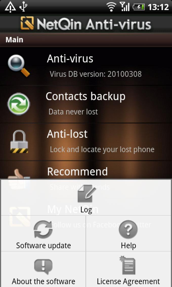 NetQin Mobile Antivirus