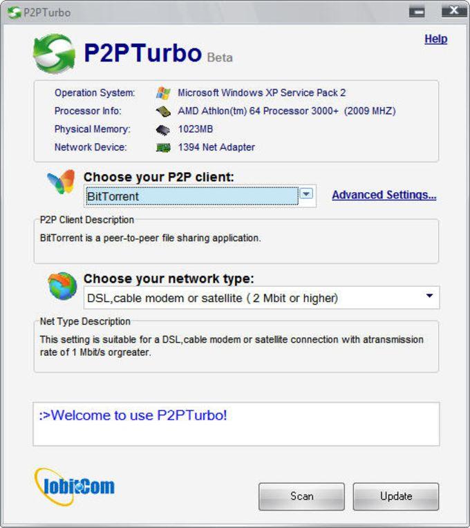 IObit P2PTurbo