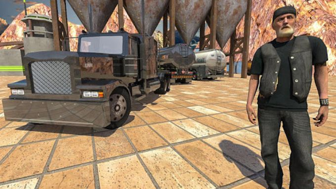 Multi Cargo Transporter Truck Offroad Driving