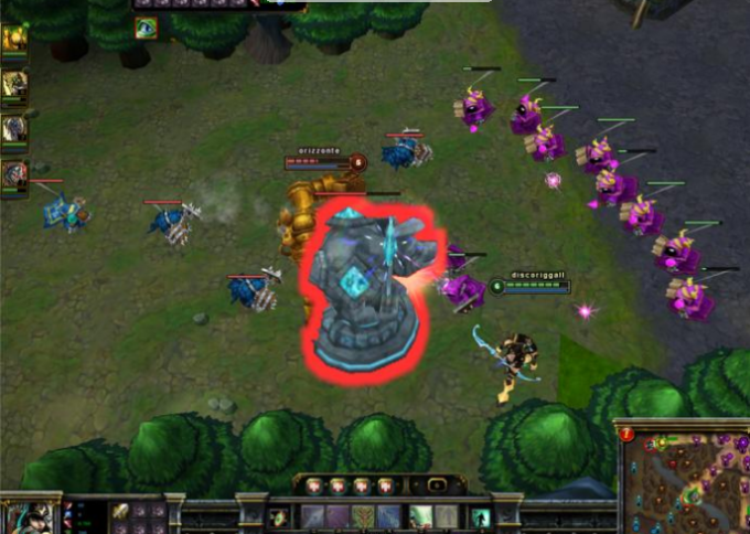 League of Legends voor Mac