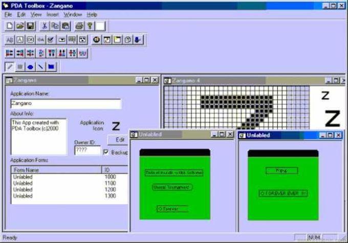 PDA Toolbox