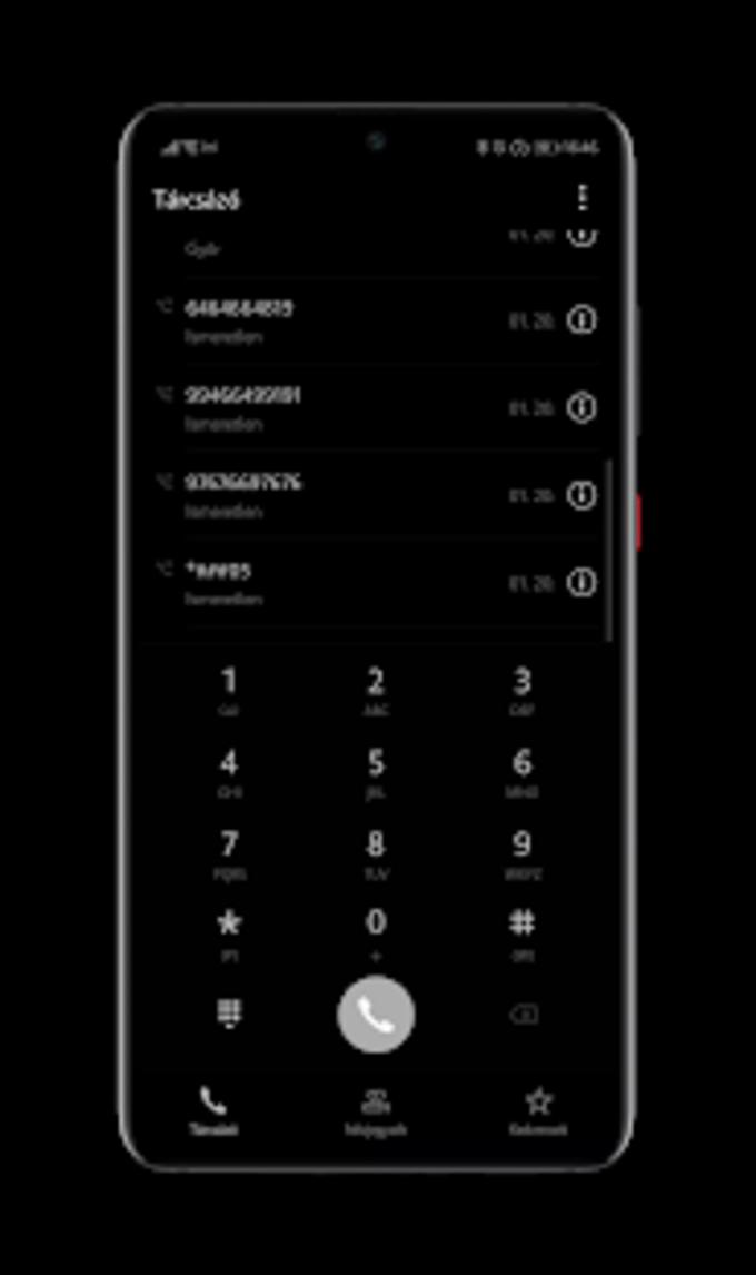 Black EMUI 9 Theme for Huawei  Dark EMUI