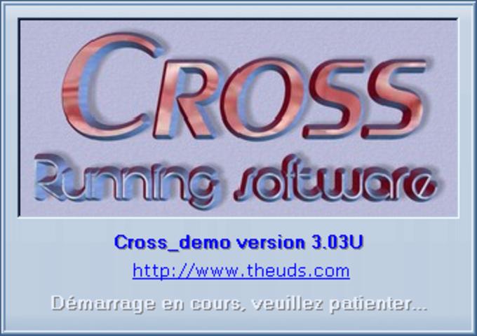 Cross Running Software
