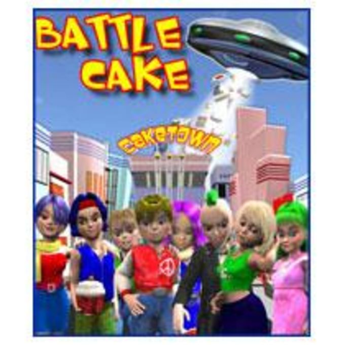 Battle Cake X-mas