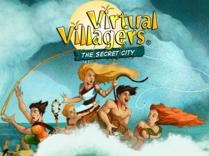 Virtual Villagers 3