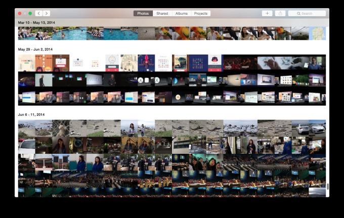 Photos pour Mac