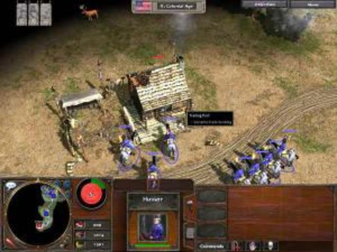 Age of Empires III – Age of Discovery