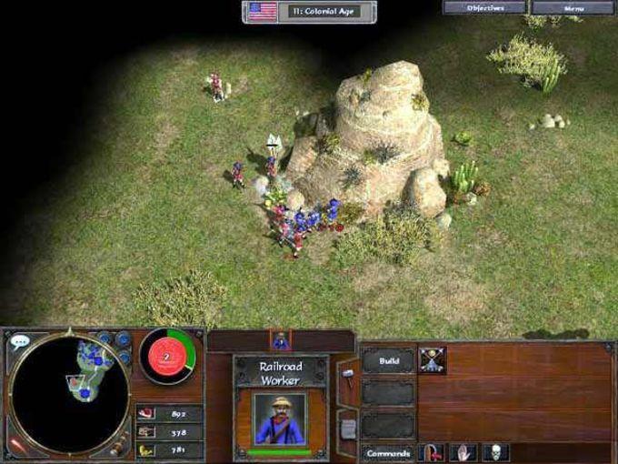 エイジ オブ エンパイアIII (Age of Empires III)