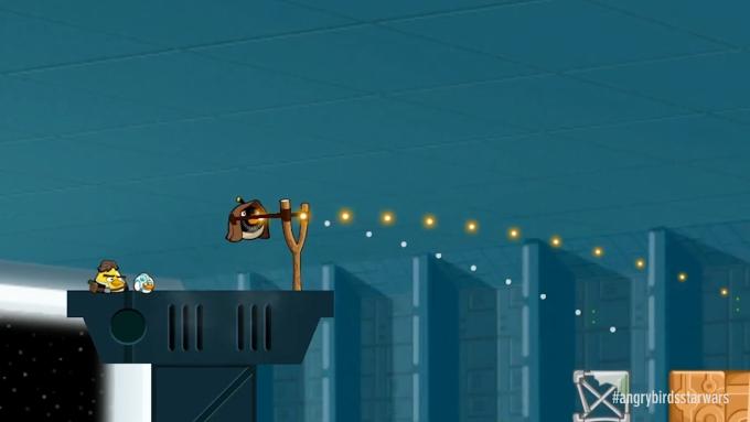 Angry Birds Star Wars HD