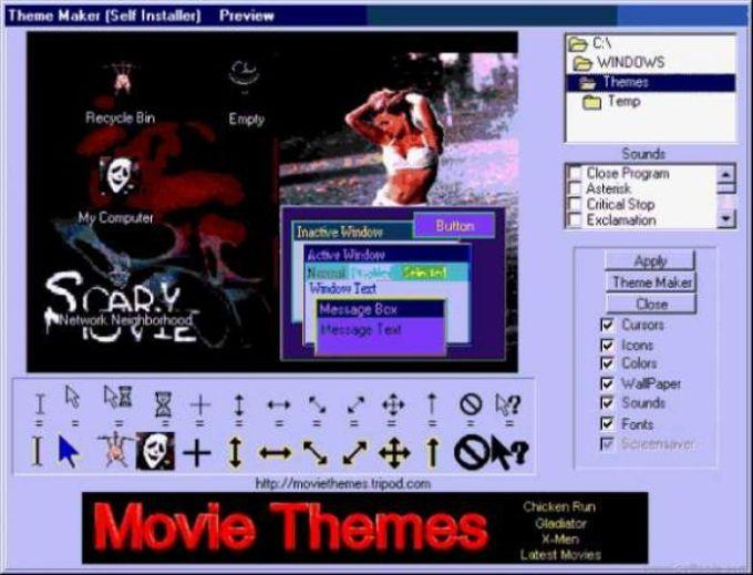 Scary Movie theme