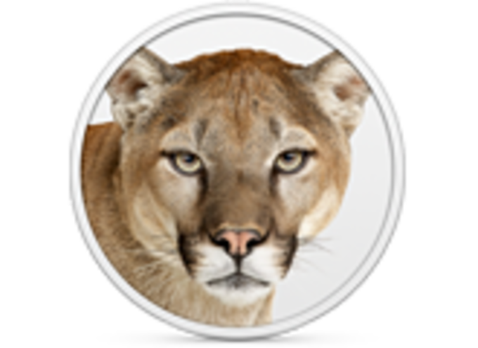 Mise à jour Mac OS X Mountain Lion