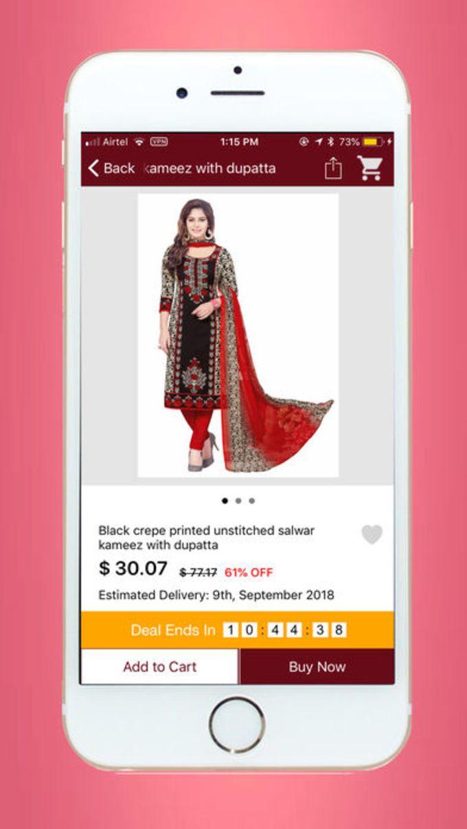 MIRRAW - Online Shopping App