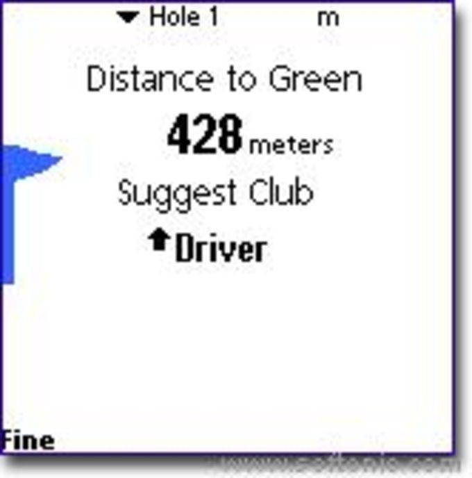 Golf Gauge